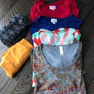 Lularoe bundle (6 items)